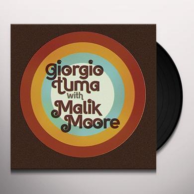 GIORGIO TUMA WITH MALIK MOORE Vinyl Record