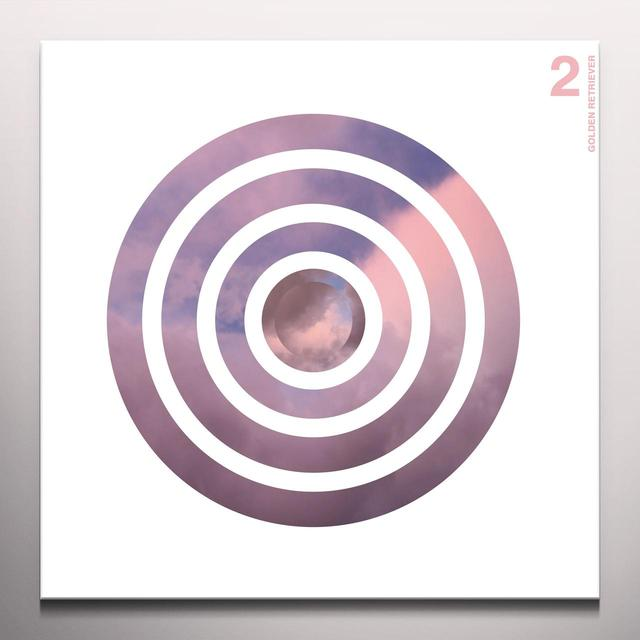 Golden Retriever 2 Vinyl Record