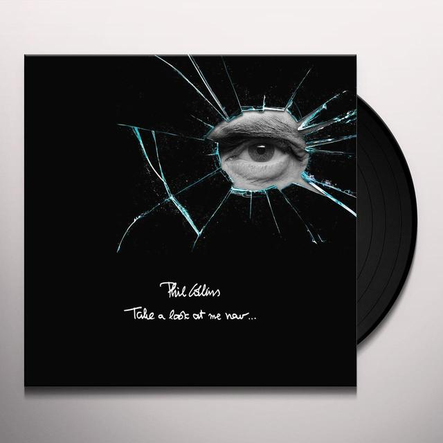 Phil Collins TAKE A LOOK AT ME NOW COLLECTOR'S EDITION Vinyl Record - 180 Gram Pressing