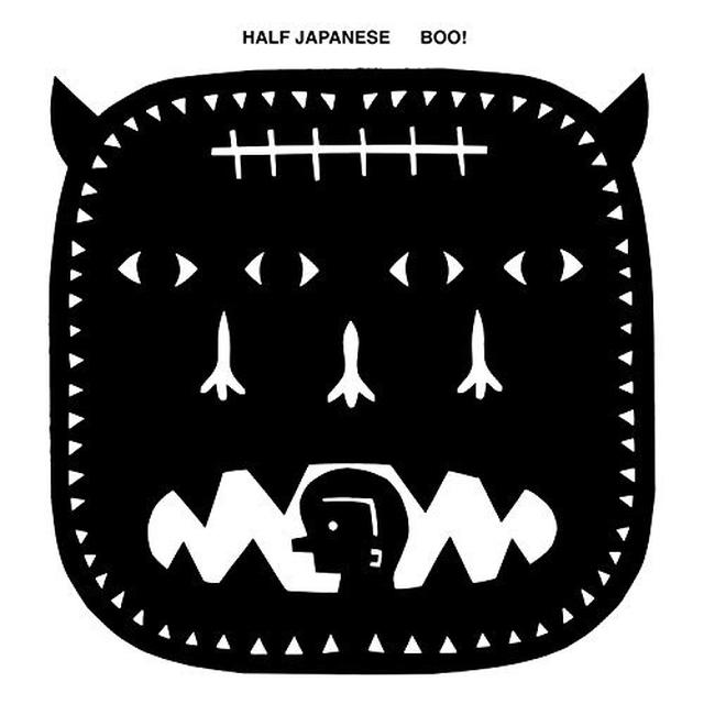 Half Japanese BOO Vinyl Record