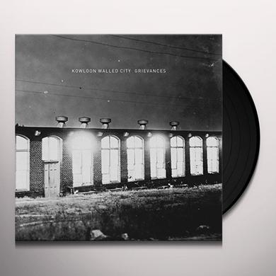 Kowloon Walled City GRIEVANCES Vinyl Record - Digital Download Included