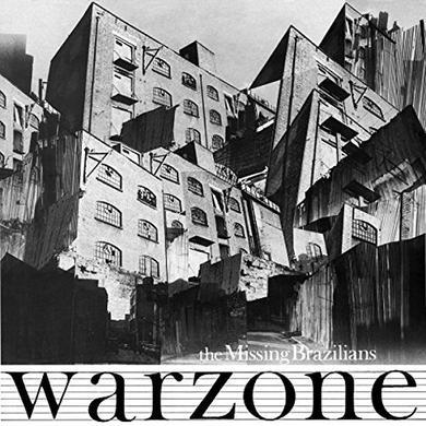 Missing Brazilians WARZONE Vinyl Record