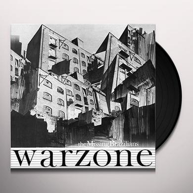 Missing Brazilians WARZONE Vinyl Record
