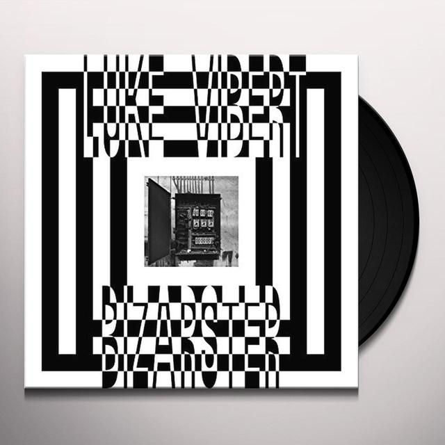 Luke Vibert BIZARSTER Vinyl Record