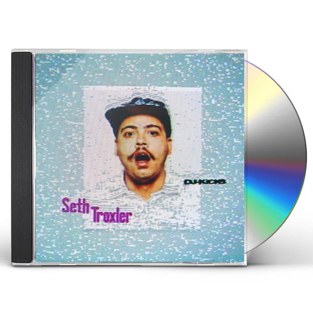 Seth Troxler Dj Kicks Cd