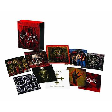 Slayer Complete American Recordings Collection (Vinyl)