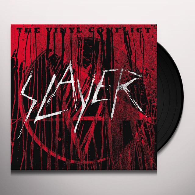Slayer VINYL CONFLICT (BOX) Vinyl Record