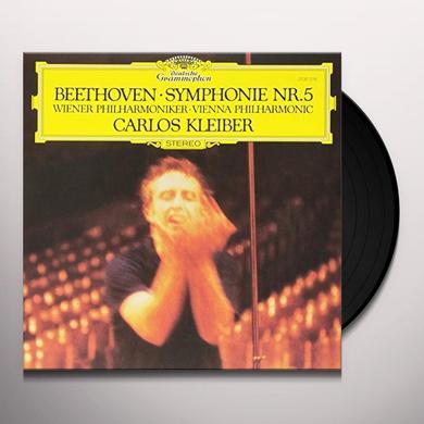 BEETHOVEN / KLEIBER / WIENER PHILHARMONIKER BEETHOVEN: SYMPHONY NO 5 Vinyl Record