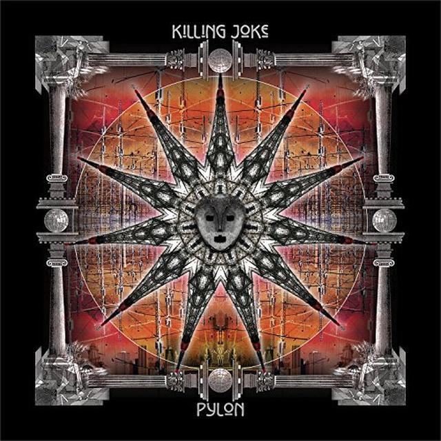Killing Joke PYLON Vinyl Record