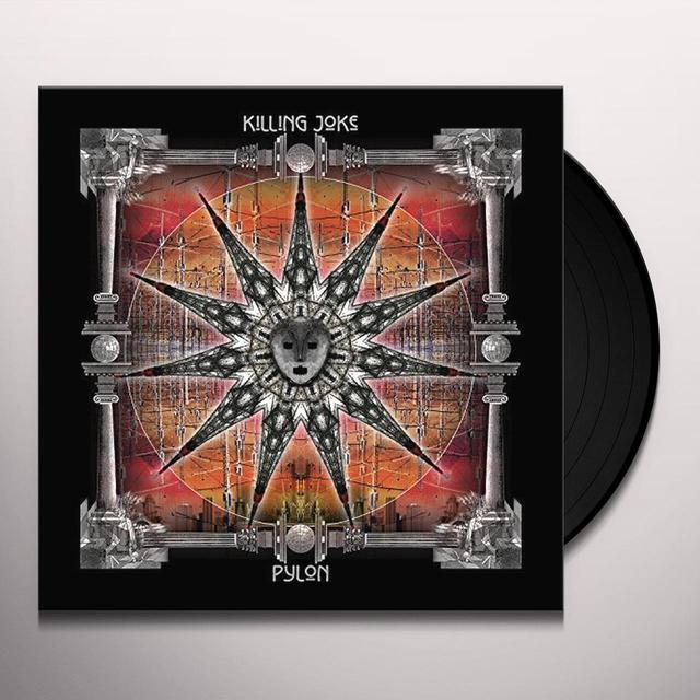 Killing Joke PYLON Vinyl Record