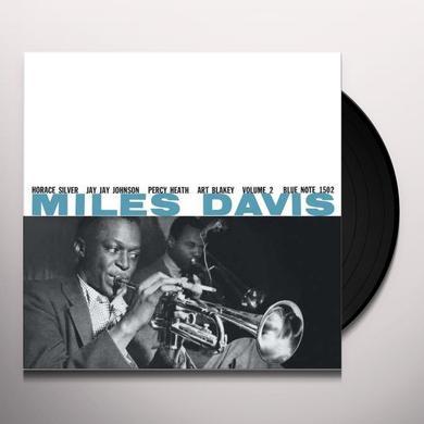 Miles Davis VOLUME 2 Vinyl Record