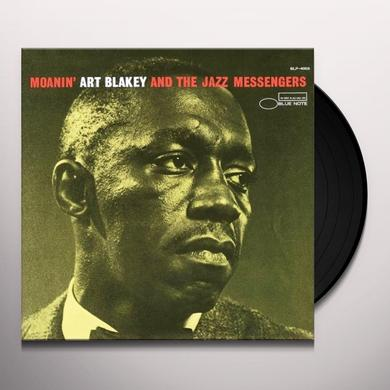 Art Blakey & The Jazz Messengers MOANIN Vinyl Record