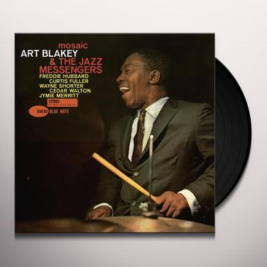 Art Blakey & The Jazz Messengers MOSIAC Vinyl Record - Gatefold Sleeve, Limited Edition, 180 Gram Pressing, Remastered