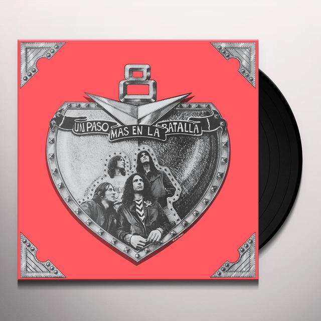 V8 UN PASO MAS EN LA BATALLA Vinyl Record - Limited Edition, 180 Gram Pressing