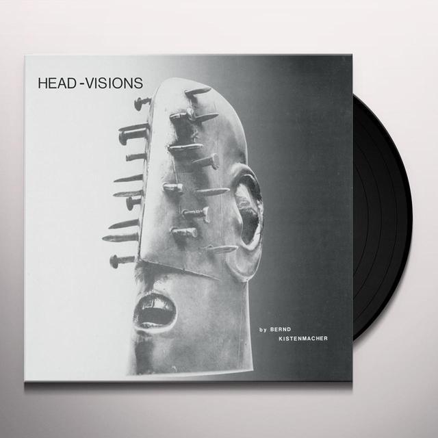 Bernd Kistenmacher HEAD-VISIONS Vinyl Record