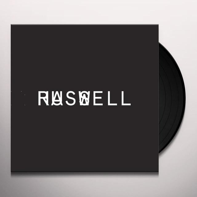 Russell Haswell AS SURE AS NIGHT FOLLOWS DAY Vinyl Record