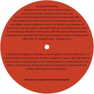 Ditongo SAME OLD SAMPLES (VOL. 1) Vinyl Record