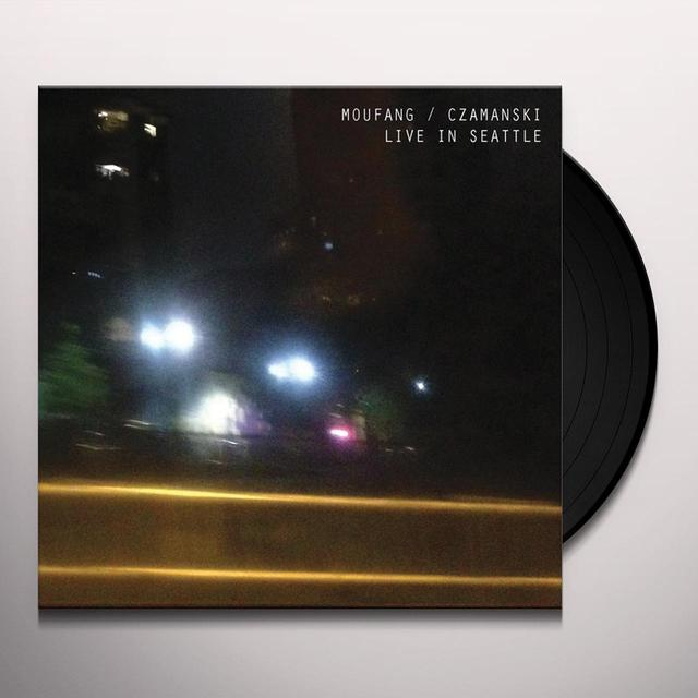 MOUFANG / CZAMANSKI LIVE IN SEATTLE Vinyl Record
