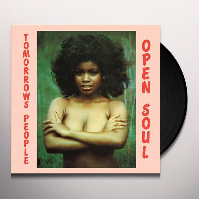 Tomorrow's People OPEN SOUL Vinyl Record