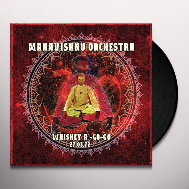 Mahavishnu Orchestra WHISKEY A-GO-GO 27 MARCH 1972 Vinyl Record