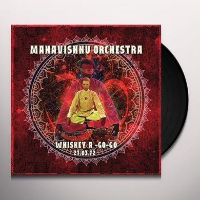 Mahavishnu Orchestra WHISKEY A-GO-GO 27 MARCH 1972 Vinyl Record