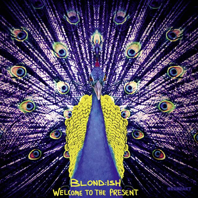 Blond:Ish WELCOME TO THE PRESENT Vinyl Record
