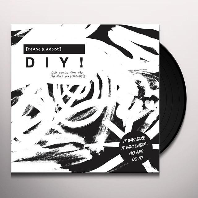 [CEASE & DESIST] DIY CULT CLASSICS FROM / VARIOUS Vinyl Record