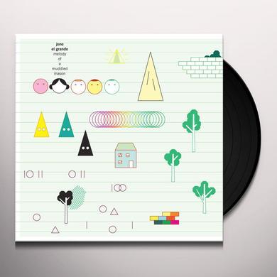 Jono El Grande MELODY OF A MUDDLED MASON Vinyl Record
