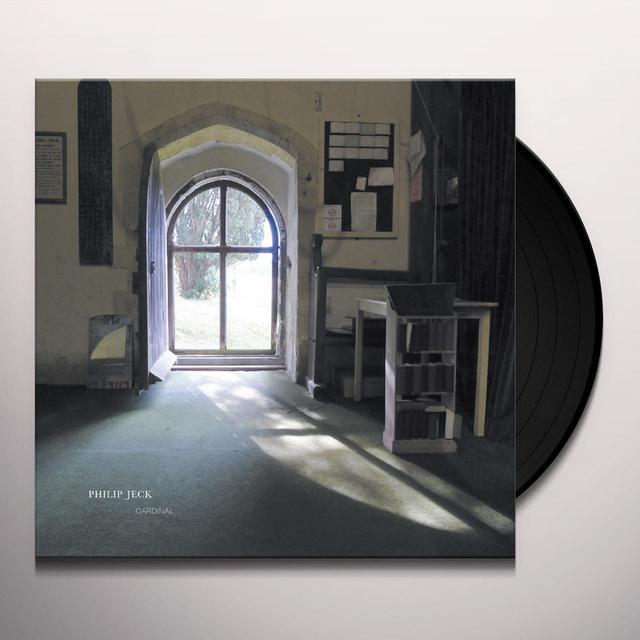 Philip Jeck CARDINAL Vinyl Record