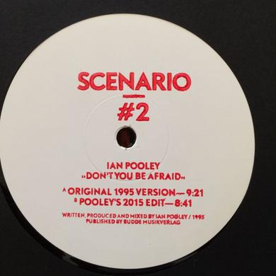 Ian Pooley DON'T YOU BE AFRAID Vinyl Record