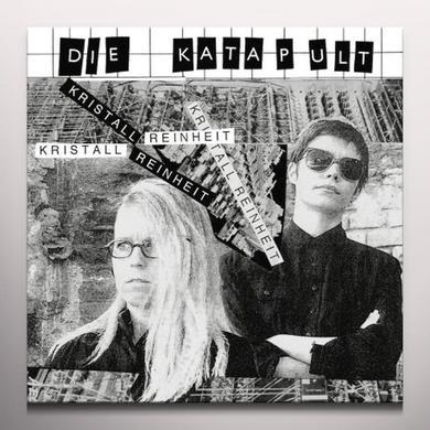 DIE KATAPULT KRISTALL REINHEIT Vinyl Record