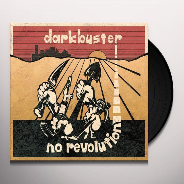 Darkbuster NO REVOLUTION Vinyl Record