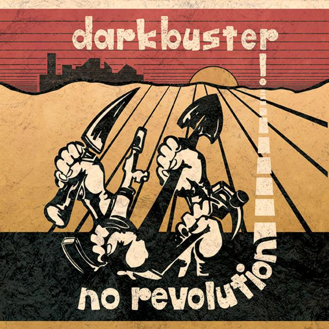 Darkbuster NO REVOLUTION Vinyl Record