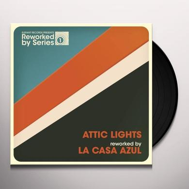 Attic Lights REWORKED BY LA CASA AZUL Vinyl Record