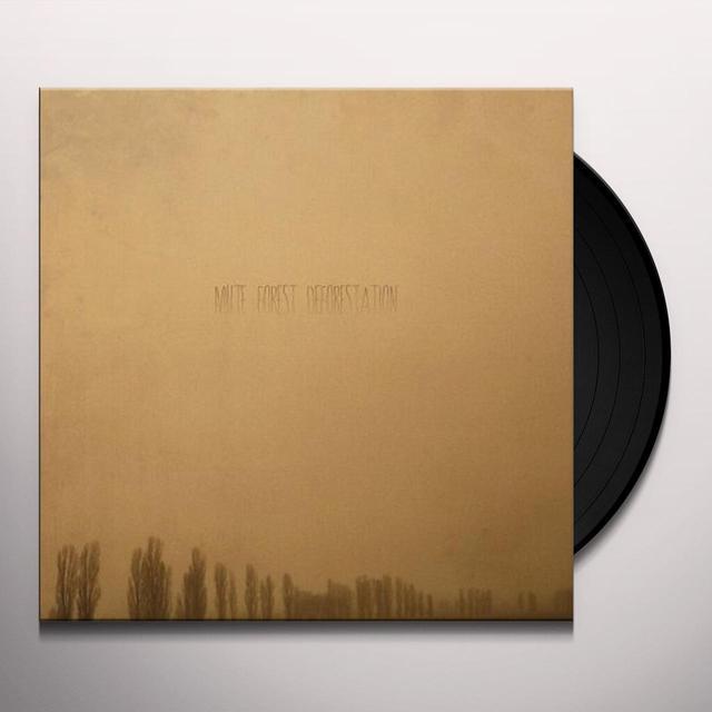 MUTE FOREST DEFORESTATION Vinyl Record