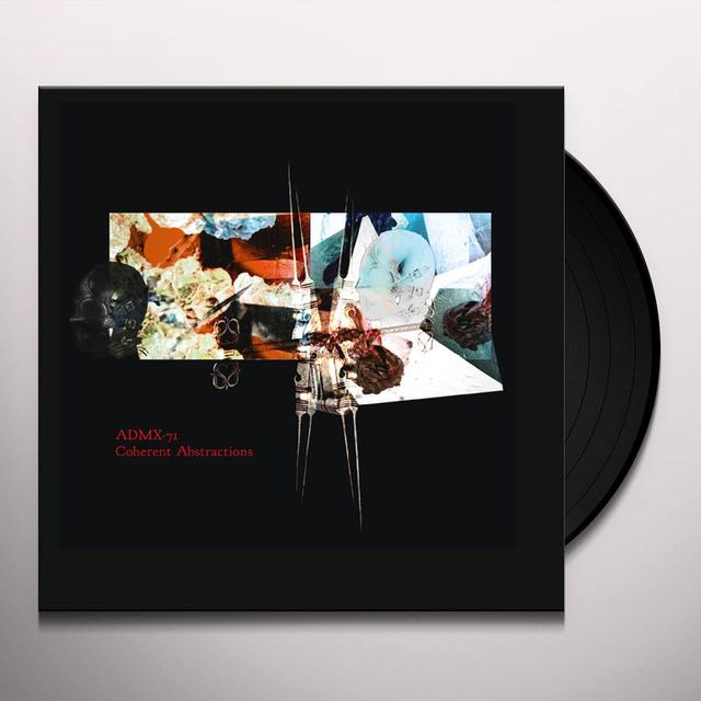 ADMX-71 COHERENT ABSTRACTIONS Vinyl Record