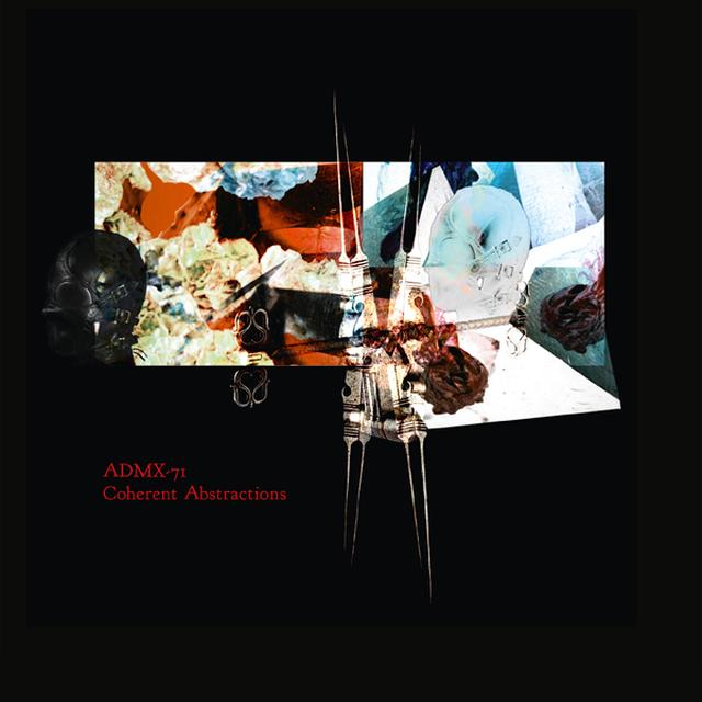 ADMX-71 COHERENT ABSTRACTIONS Vinyl Record