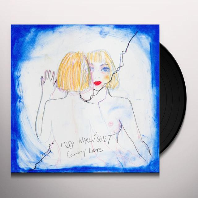 Courtney Love MISS NARCISSIST Vinyl Record