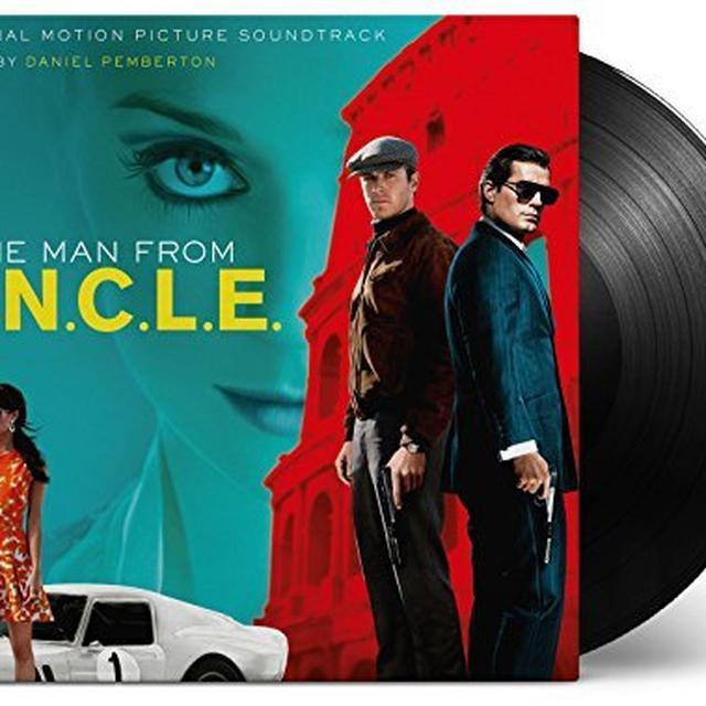 MAN FROM U.N.C.L.E. (2015) / O.S.T. (HOL) MAN FROM U.N.C.L.E. (2015) / O.S.T. Vinyl Record