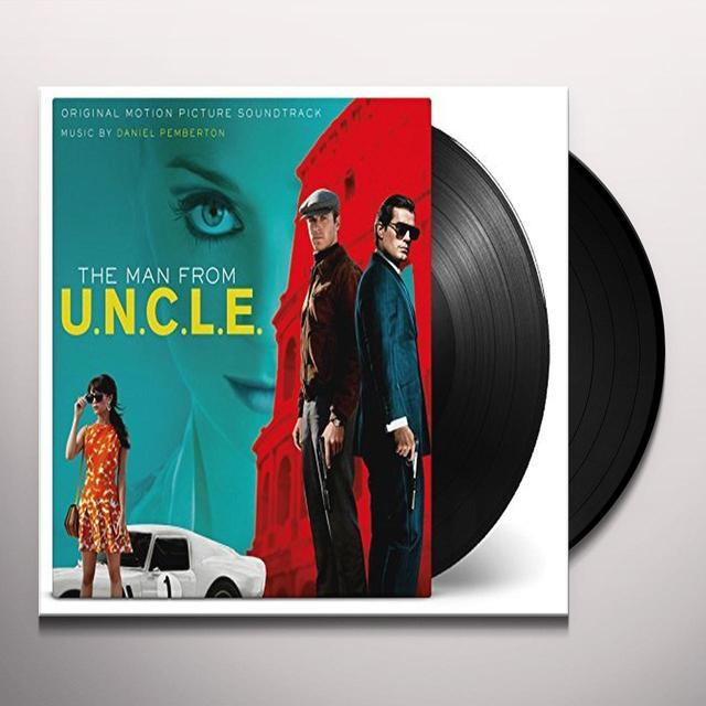 MAN FROM U.N.C.L.E. (2015) / O.S.T. (HOL) MAN FROM U.N.C.L.E. (2015) / O.S.T. Vinyl Record - Holland Import