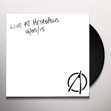 Wishbone Ash LIVE AT METROPOLIS 16/05/15 Vinyl Record - UK Import
