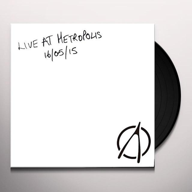Wishbone Ash LIVE AT METROPOLIS 16/05/15 Vinyl Record