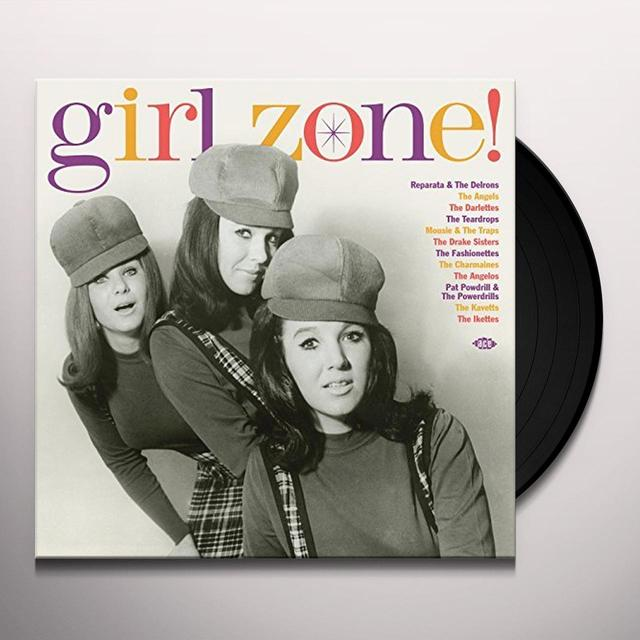 GIRL ZONE / VARIOUS (UK) GIRL ZONE / VARIOUS Vinyl Record