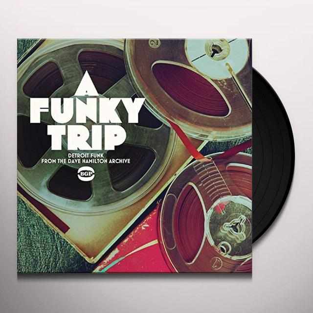 FUNKY TRIP:DETROIT FUNK FROM DAVE HAMILTON ARCHIVE Vinyl Record