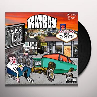 RATBOY FAKE ID Vinyl Record - UK Import