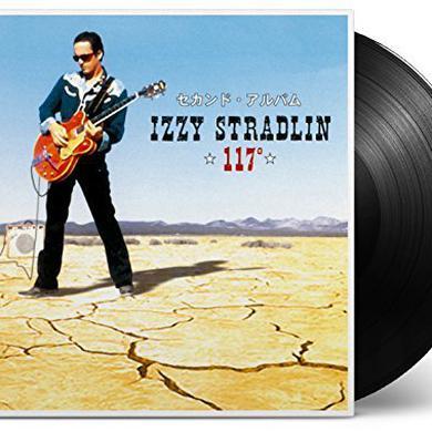 Izzy Stradlin 117 DEGREES Vinyl Record