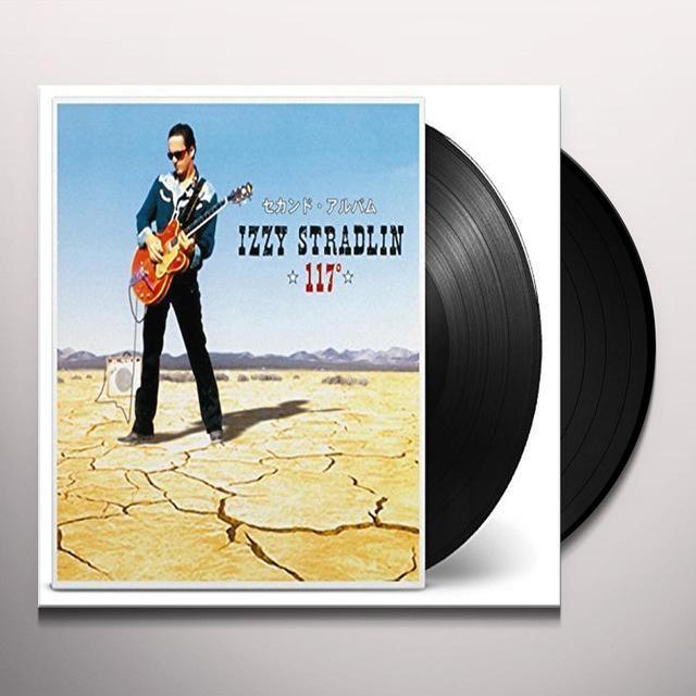 Izzy Stradlin 117 DEGREES Vinyl Record - Holland Import