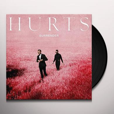 Hurts SURRENDER Vinyl Record - Portugal Import