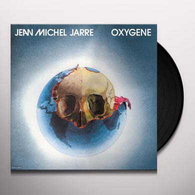 Jean-Michel Jarre OXYGENE Vinyl Record