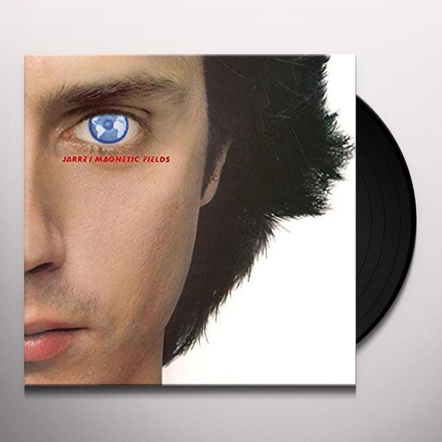 Jean-Michel Jarre LES CHANTS MAGNETIQUES / MAGNETIC FIELDS Vinyl Record